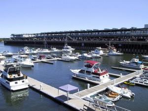 Старый порт Монреаля